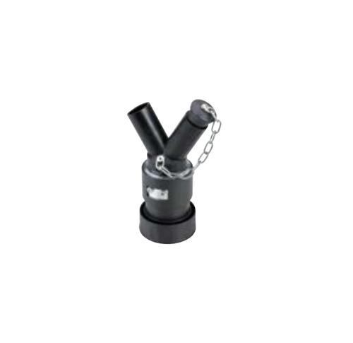 Dynabrade 61562 Mini-Raptor Vacuum Y-Inlet (Qty. 1)