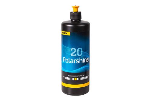 Mirka PC20-1L Polarshine 20 Polishing Compound, 1 Liter