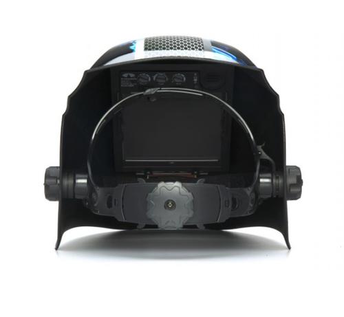 Pyramex - WHAM3030FM Leadhead Auto-Darkening Helmet, Fire Metal (Qty. 1)