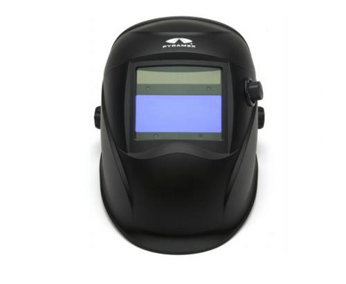 Pyramex WHAM1020MB Leadhead Auto Darkening Helmet Matte Black (Qty 1)