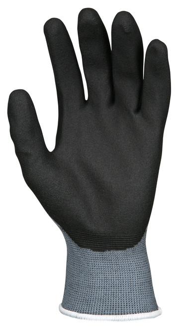 MCR Safety 9699XS, UltraTech® HPT, 15 Gauge Gray Nylon Shell, Black HPT Palm, XS (12pr)