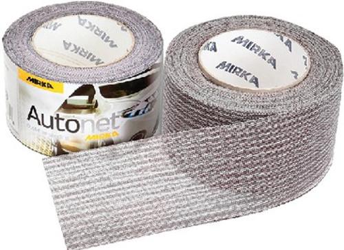 "Mirka AE-570-080 Autonet 2-3/4"" X 33 (10m) Mesh Grip Abrasive Roll 80 GRIT"