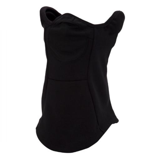 Pyramex FM111 Anti-Viral Face Mask, Black (Qty. 1)