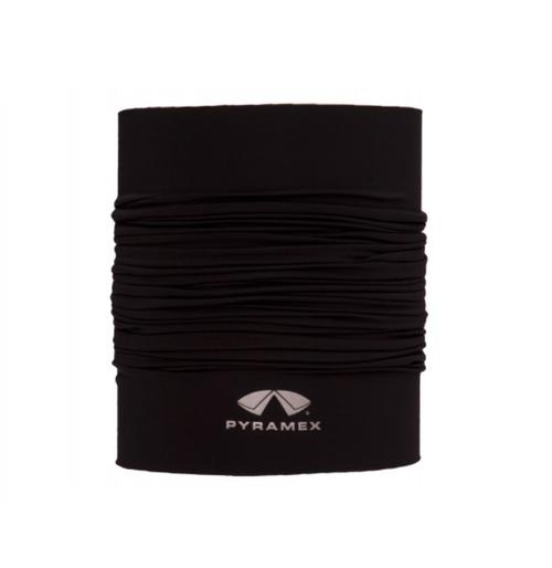 Pyramex MPB11 Cooling Face Mask, Black (Qty. 1)