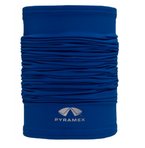 Pyramex MPBDL60 Double-Layer Multi Purpose Mask, Blue (Qty. 1)