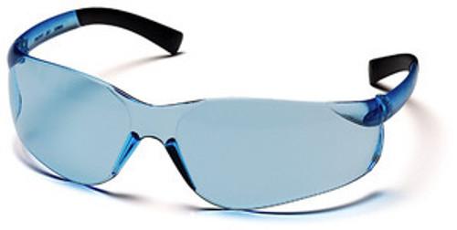 Pyramex ZTEK S2560S Safety Glasses Blue