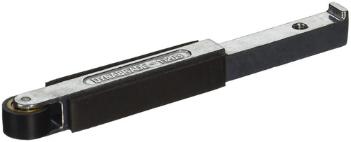 """Dynabrade 11203 Contact Arm Assembly, 5/8"""" Dia. x 3/8"""" W, Rubber Wheel"""