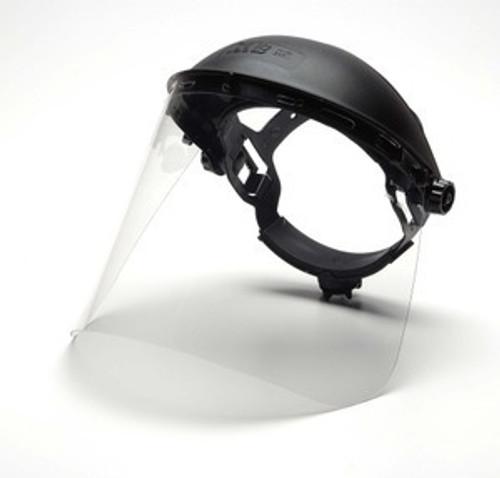 "Pyramex S1010 Clear-PETG Shield 8"" X 15"" /.040 thick (1 Each)"