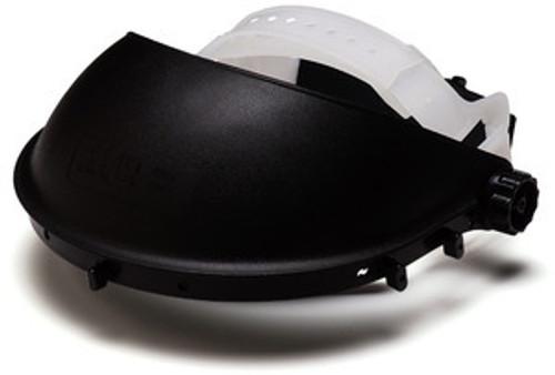 Pyramex HGB Black Headgear W/ Ratchet & Pivoting Action (1 Each)