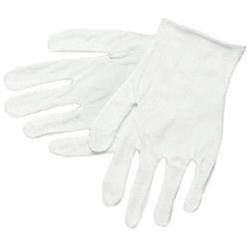 Memphis 8600C Mens Inspectors Cotton Gloves - (1200 Pair) (1200 Pair)