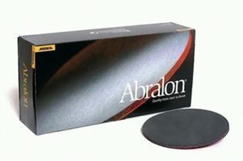 "Mirka 8A-241-1000 - Abralon 6"" Foam Grip Disc 1000 Grit"