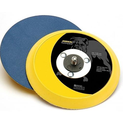 """Mirka 105 - 5"""" Vinyl Faced Backup Pad"""