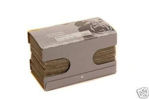 """Mirka MirlonTotal 18-118-449, 4-1/2"""" x 9"""" Fine (Gold) Scuff Pad, 2500 grit (25 Per Box)"""