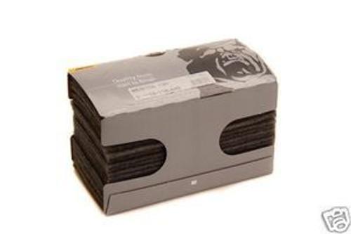 """Mirka MirlonTotal 18-118-448, 4-1/2"""" x 9"""" Ultra Fine (Gray) Scuff Pad, 1500 grit (25 Per Box)"""