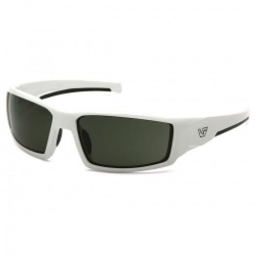 Venture Gear Pagosa Safety Glasses - Smoke Green Lens