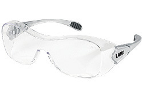 Crews OG110AF Law Over The Glass w/ Clear Anti-Fog Lens (12 Pair)