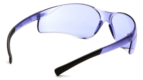 Pyramex S2565S Ztek Safety Glasses, Frame: Purple Haze, Lens: Purple Haze (12 Pair)