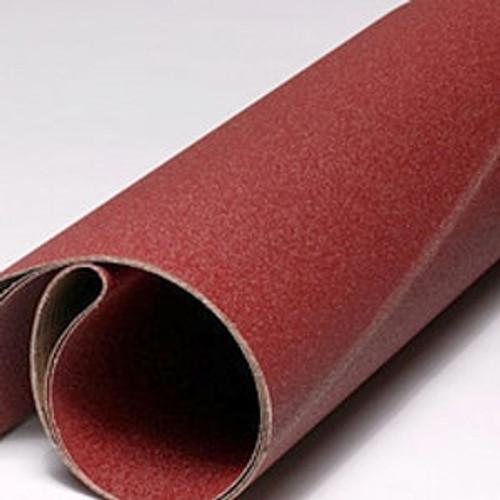 VSM KK711X 43 x 75 Wide Sanding Belt Cotton Cloth Backing 80 Grit (3 Pack)