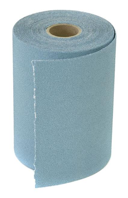 "Mirka 20-573-180 - BaseCut 4-1/2"" x 33' PSA Sheet Roll 180 Grit"