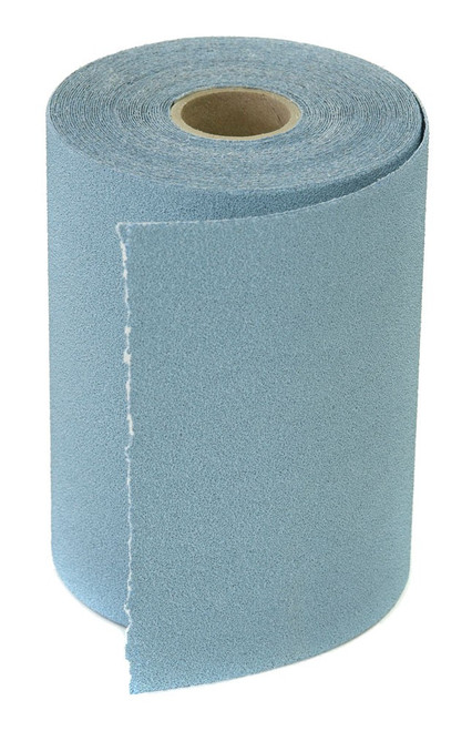 "Mirka 20-573-220 - BaseCut 4-1/2"" x 33' PSA Sheet Roll 220 Grit"