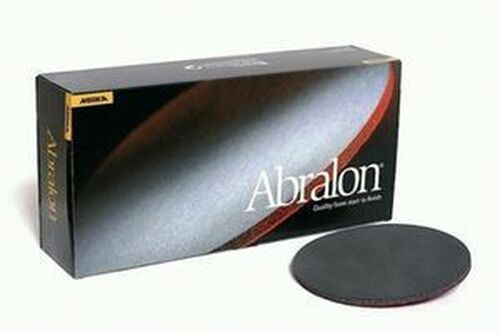 "Mirka 8A-203-180 - Abralon 3"" Foam Grip Disc 180 Grit"