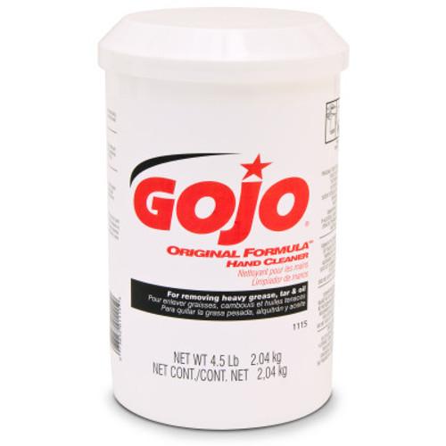 Gojo 1115-06 Original Formula Duty Hand Cleaner - 4.5 lbs.