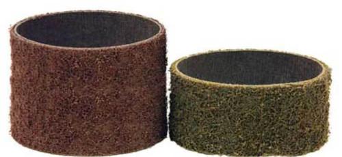 """Dynabrade 90755 - 3"""" (76 mm) Dia. x 2"""" (51 mm) W Medium NWN DynaBrite Band (Qty 10)"""