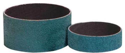 """Dynabrade 91082 - 1-1/2"""" (38 mm) Dia. x 1-1/2"""" (38 mm) W 120 Grit A/Z DynaCut Band (Qty 10)"""