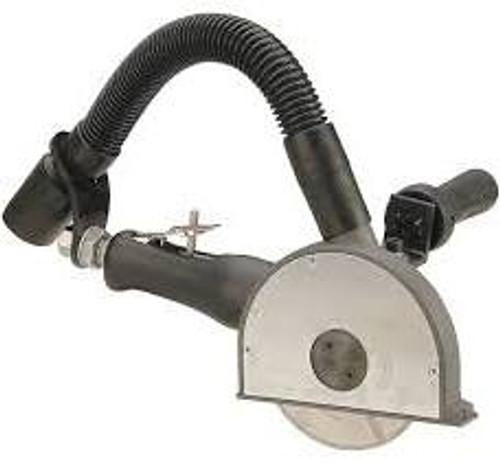 "Dynabrade 52615 5"" Dia. Right Angle Vacuum Cut-Off Wheel Tool"