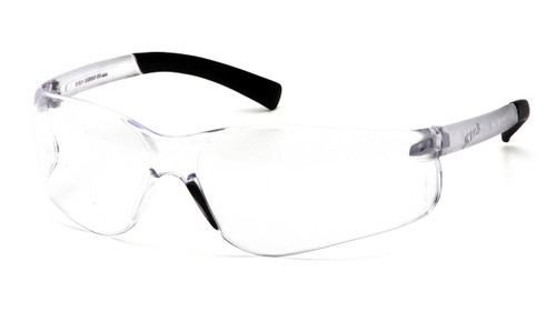 Pyramex S2510R25 Ztek Readers Safety Glasses, Frame: Clear, Lens: Clear + 2.5 (1 Pair)