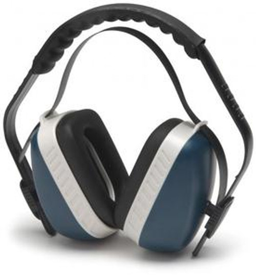 Pyramex PM1010 Blue Ear Muffs NRR 25Db (1 Each)