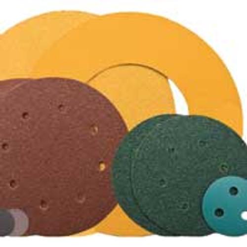 """Dynabrade 78166 - 1-1/4"""" (32 mm) Dia. x 120 Grit S/C Non-Vacuum PSA DynaCut Disc 25 Count Bag"""