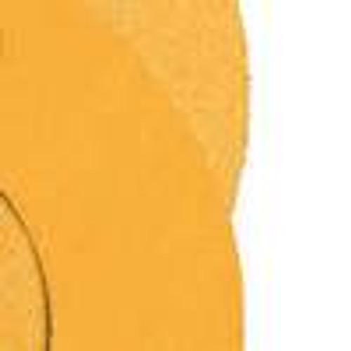 "Dynabrade 91307 - 11-1/4"" (286 mm) Dia. x 150 Grit A/O Gold Hook-Face DynaCut Disc (Qty 10)"