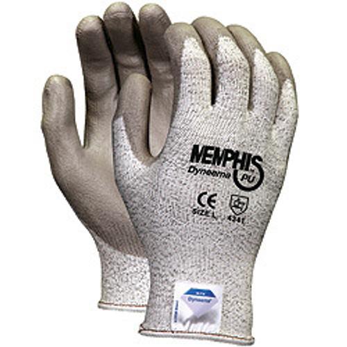 Memphis 9672 Dyneema Nylon/Spandex Blend Gloves, Size Large (12 Pair)