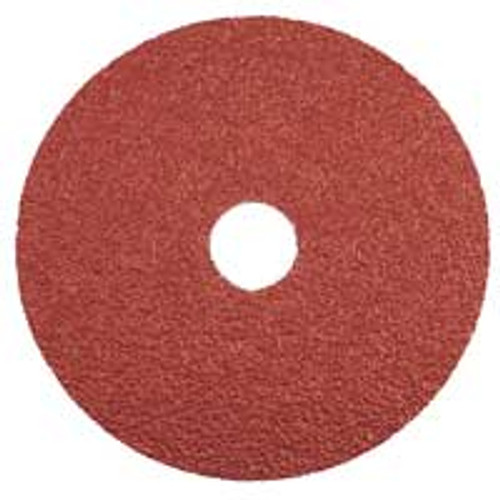"""Dynabrade 79328 - 4-1/2"""" (114 mm) Dia. x 7/8"""" CH 80 Grit Ceramic DynaCut Fiber Disc (Qty 25)"""