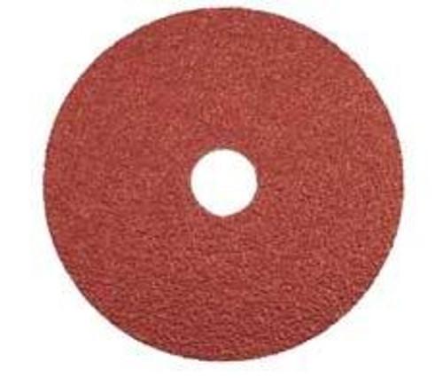 """Dynabrade 79312 - 4-1/2"""" (114 mm) Dia. x 7/8"""" CH 50 Grit A/O DynaCut Fiber Disc (Qty 25)"""