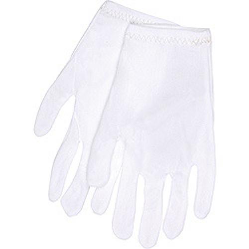 Memphis 8730M Ladies Stretch Nylon Gloves, Medium Wght, Size Medium (12 Pair)