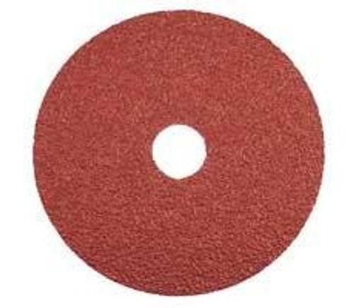 """Dynabrade 79333 - 5"""" (127 mm) Dia. x 7/8"""" CH 36 Grit Ceramic DynaCut Fiber Disc (Qty 25)"""
