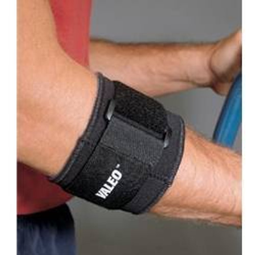 Valeo VI4543 EST Tennis Elbow Support for Industrial/Weight Lifting, SMALL (1 Each)