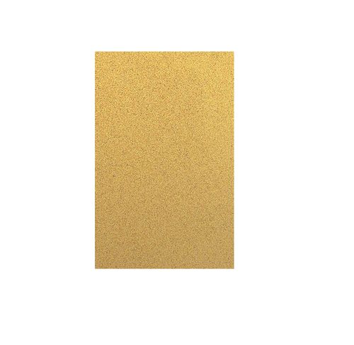 "Dynabrade 93700 2-3/4"" W x 8"" L 80 Grit A/O Non-Vacuum PSA DynaCut Sheet"