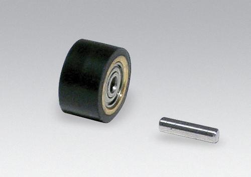 """Dynabrade 11078 - Contact Wheel Assembly 5/8"""" Dia. x 3/8"""" W x 3/8"""" I.D."""