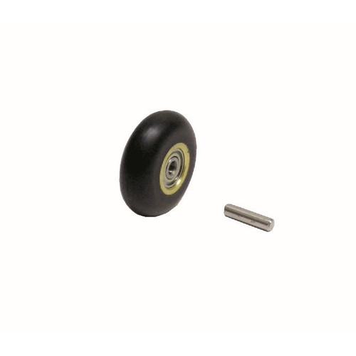 """Dynabrade 11080-Contact Wheel Assembly 1"""" D x3/8"""" W x 3/8"""" I.D."""