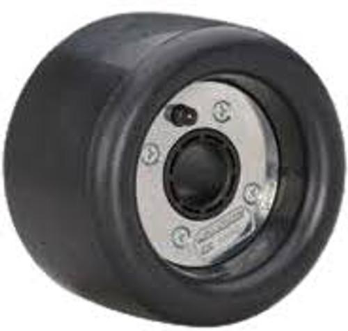 """Dynabrade 92938 5""""x3-1/2"""" W Standard Dynacushion Pneumatic Wheel Composite Hub"""