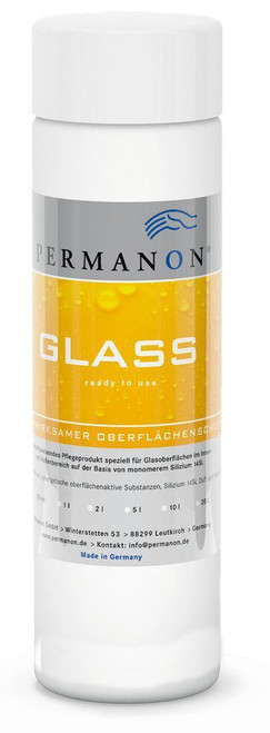 Permanon Glass Cleaner and Protection 100 ml (1 Each)