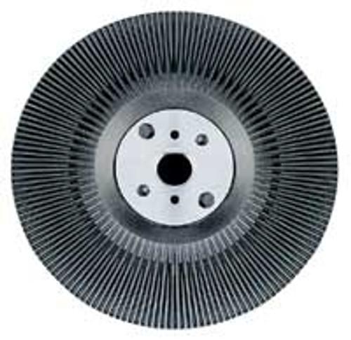 """Dynabrade 51151 7"""" Dia. Disc Sander Backing Pad Medium Density 5/8""""-11 Thread"""