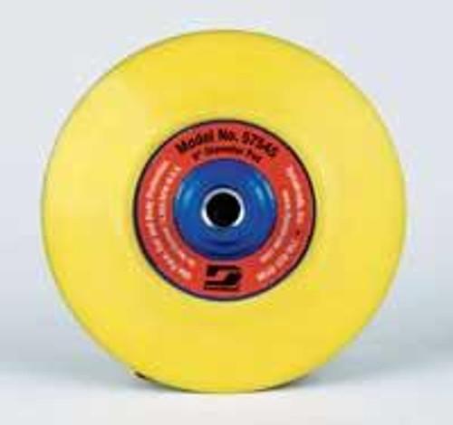 "Dynabrade 57545 - 6"" (152 mm) Dia. Non-Vacuum Wet/Dry Sander Disc Pad Hook-Face"
