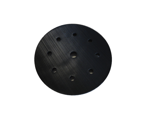 """Dynabrade 53982 - 8"""" (203 mm) Interface Pad Double-Sided Hook-Face 1/2"""" (13 mm) Thick Foam For Random Orbital Sanders"""