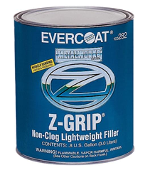 Evercoat 282 - Z-Grip Non-Clog Lightweight Bondo Body Filler