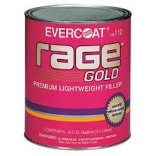Evercoat 112 - Rage Gold Premium Lightweight Body Filler