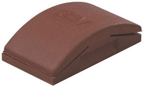3M 5519 Rubber Sanding Block - 2-3/4 in. x 5 in. (1 Each)